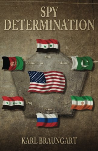 9780985219307: Spy Determination (Volume 1)