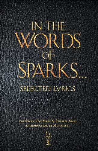 9780985272401: In the Words of Sparks...Selected Lyrics