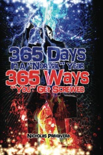 365 Days In A Normal Year: Nicholas Primavera