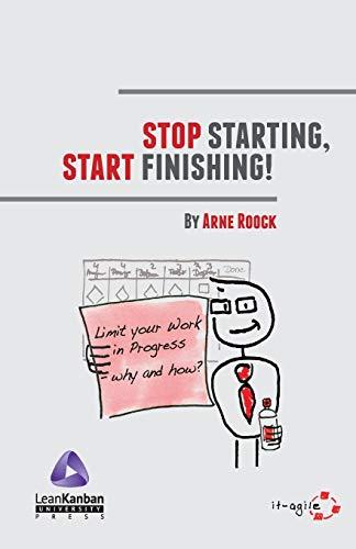 9780985305161: Stop Starting, Start Finishing!