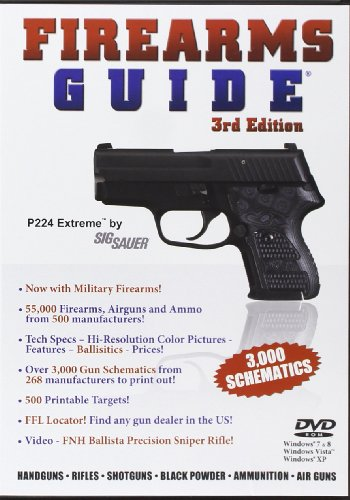 9780985305406: Firearms Guide 3rd Edition