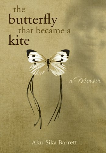 9780985312510: the butterfly that became a kite