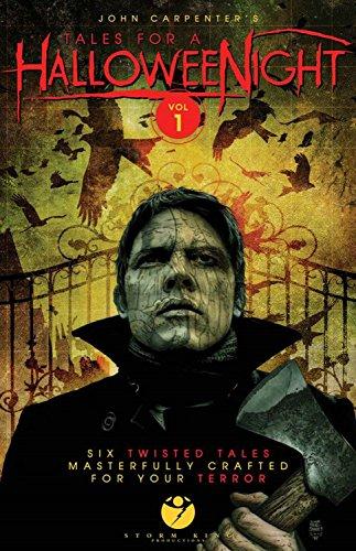 9780985325893: John Carpenter's Tales For A Halloween Night