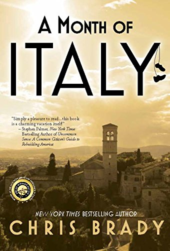 9780985338749: A Month of Italy