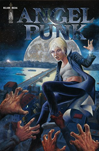 9780985352103: Angel Punk Issue 1