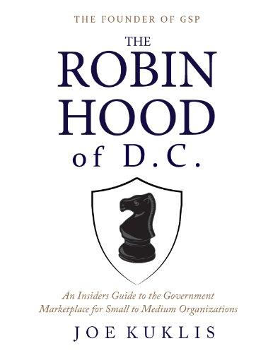 9780985356484: The Robin Hood of D.C.