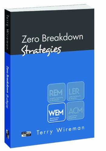 9780985361952: Zero Breakdown Strategies