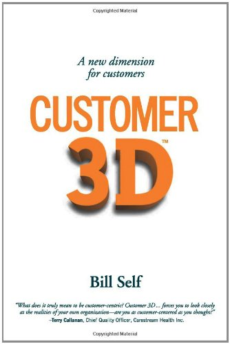 9780985390808: Customer 3D: A New Dimension for Customers