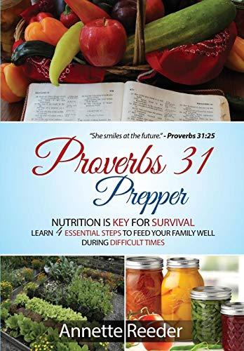 9780985396954: Proverbs 31 Prepper