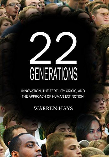 22 Generations: Hays, Warren