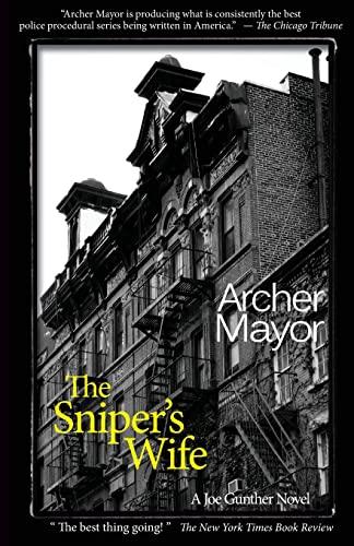 9780985427603: The Sniper's Wife: A Joe Gunther Novel (Joe Gunther Mysteries)