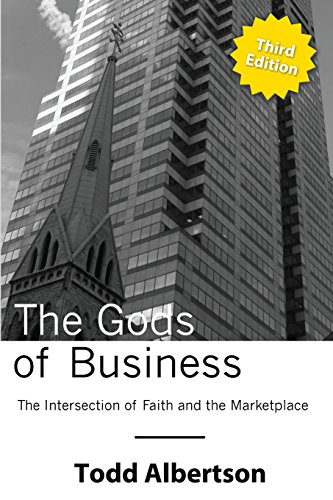 9780985433932: The Gods of Business: The Intersection of Faith and the Marketplace