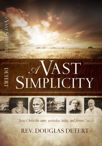 9780985442170: A Vast Simplicity