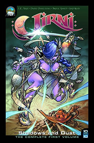 Jirni Volume 1: Shadows & Dust: J. T. Krul