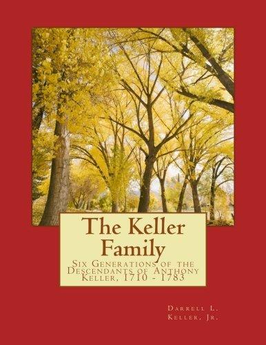The Keller Family: Keller Jr, Lcdr