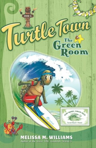 9780985470531: The Green Room (Turtle Town)