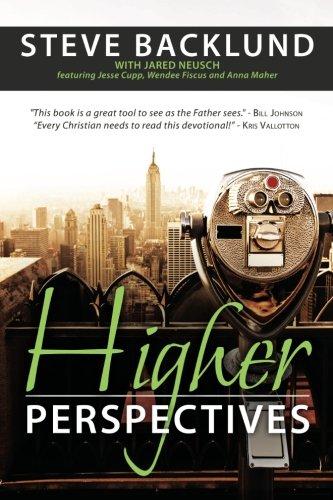 Higher Perspectives: Steve Backlund