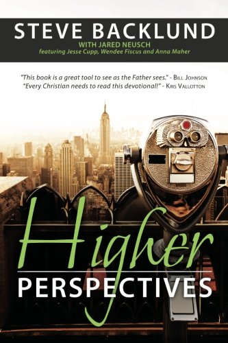 Higher Perspectives: Backlund, Steve