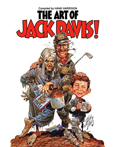 9780985480721: Art of Jack Davis