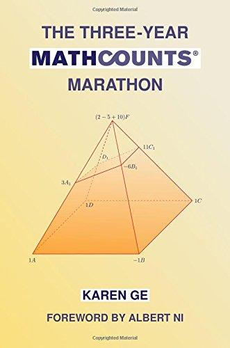 The Three-Year MATHCOUNTS Marathon: Karen Ge