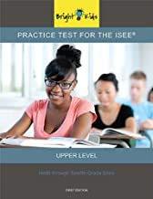 9780985517847: Bright Kids Practice Test for the Upper Level ISEE
