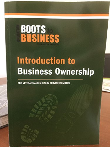 Introduction to Business Ownership For Veterans and Military Service Members: Larry Broughton