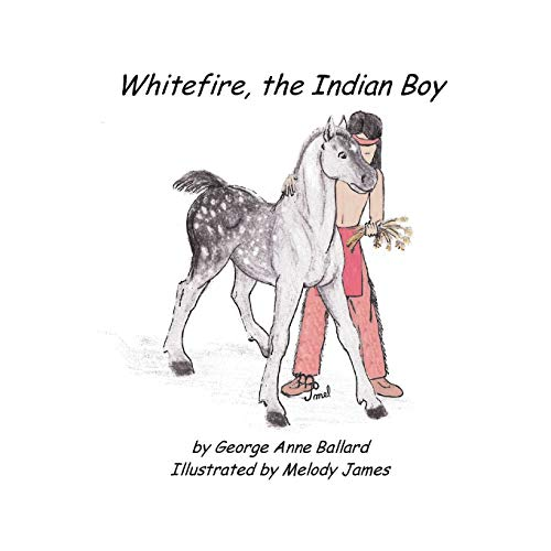 9780985531232: White Fire, the Indian Boy