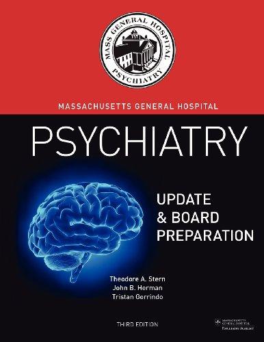 9780985531805: Massachusetts General Hospital Psychiatry Update & Board Preparation