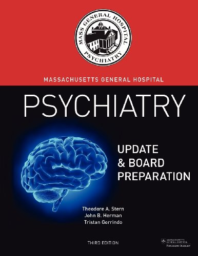 9780985531805: Massachusetts General Hospital Psychiatry Update & Board Preparation