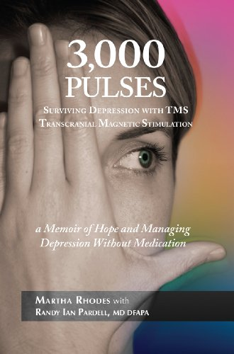 9780985533908: 3,000 Pulses: Surviving Depression with TMS (Transcranial Magnetic Stimulation) (A Memoir of Hope and Managing Depression Without Medication)