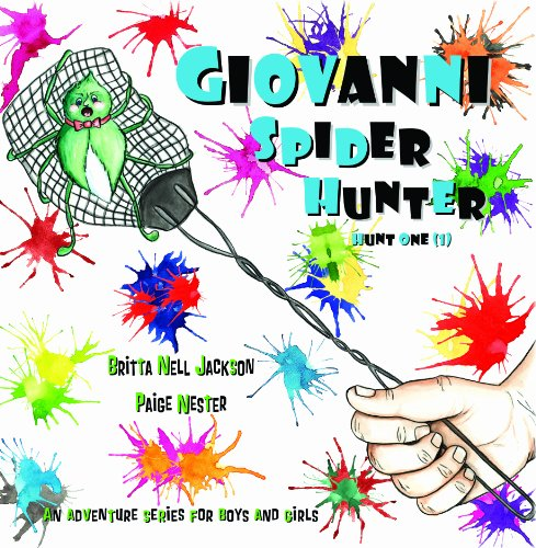 9780985543204: Giovanni Spider Hunter : Hunt One