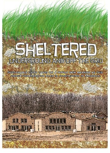 9780985544195: Sheltered: Underground and Off the Grid