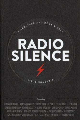 Radio Silence: Tobias Wolff, Kim