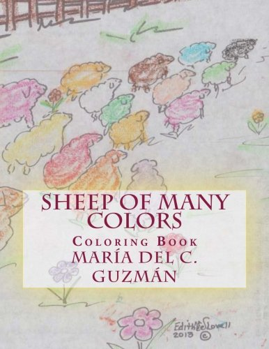 9780985563943: Sheep of Many Colors: Coloring Book (Volume 1)