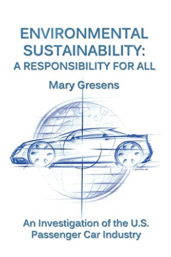 9780985569853: Environmental Sustainability: A Responsibility for All