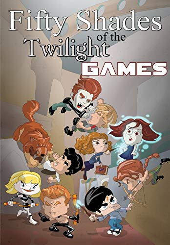 9780985591199: 50 Shades of the Twilight Games