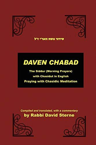 Daven Chabad: David H. Sterne