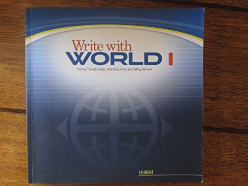 9780985595715: Write with World 1