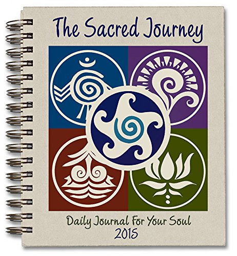 "SACRED JOURNEY ENGAGEMENT CALENDAR 2015: Daily Journal For Your Soul (7"" x 8-1/2&..."