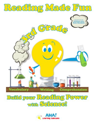 9780985602345: Reading Made Fun 3rd Grade Workbook and Science Activity Kit - Hands-on Experiments Build Reading Skills - Common Core Reading Standards (Hands-on Science Experiments make building READING skills fun!, Reading Made Fun - Student Workbook and Science Kit)