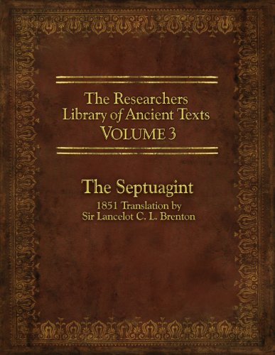 The Researchers Library of Ancient Texts, Volume: Sir Lancelot C.