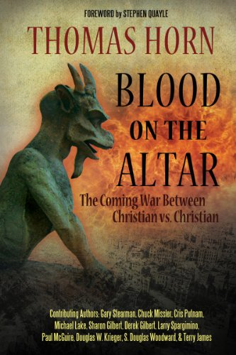 Blood on the Altar: The Coming War: Tom Horn, Gary