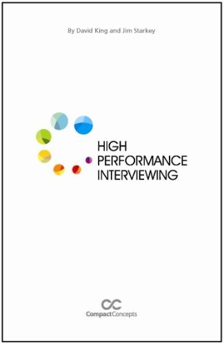 9780985608125: High Performance Interviewing