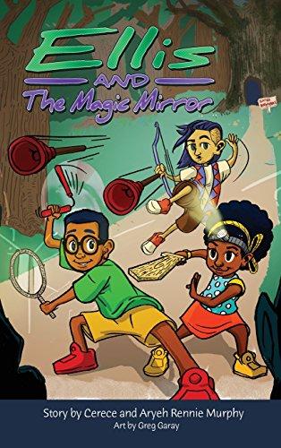 Ellis and The Magic Mirror: Rennie Murphy, Cerece