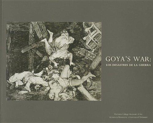 Goyas War: Los Desastres de la Guerra