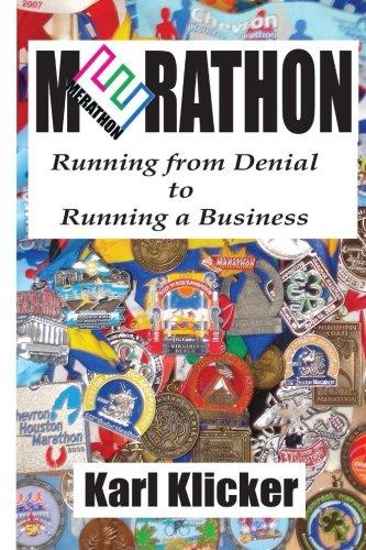 9780985633530: Merathon: Running from Denial to Running a Business