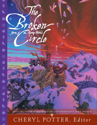 9780985635053: The Broken Circle Knitting Patterns inspired by Book One