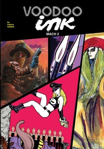Voodoo Ink Mach 2 (Volume 1): Kids Gone Wrong/ J. H. Vazz/ Victor Rosario Fermaint/ Jose Hernandez ...