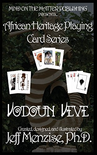 African Heritage Playing Cards Series: Vodoun Veve: Menzise, Jeff