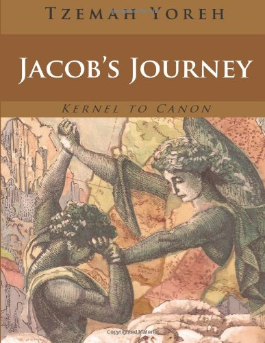 9780985710804: Jacob's Journey (English only version) (Kernel to Canon)